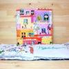 cahier à colorier lavable
