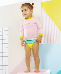 Culotte de bain anti-UV