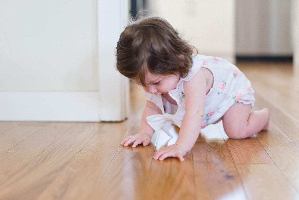 Bébé motricité, quel impact à la couche lavable