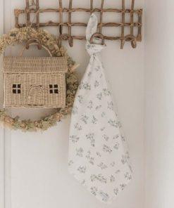 foulard motif Figuier Cocoeko